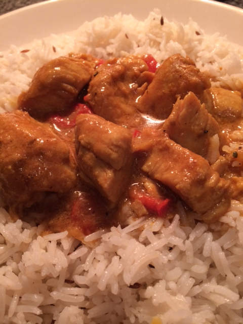My Chicken Curry