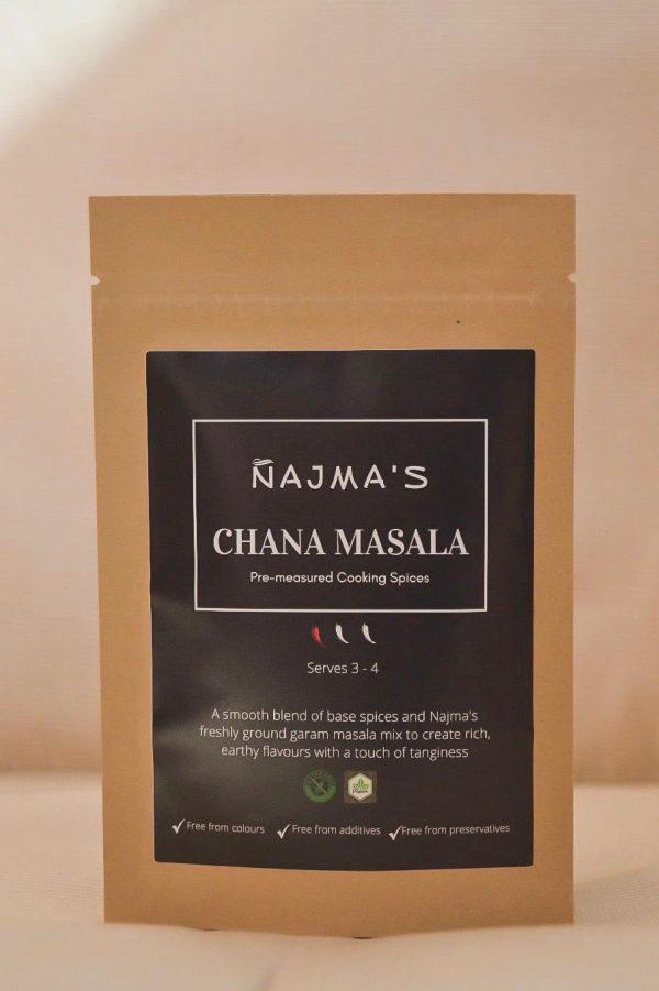 Najma's Chana Masala