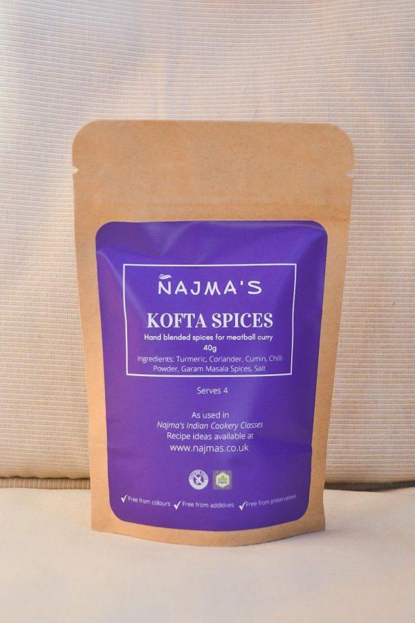 Najma's Kofta Spices