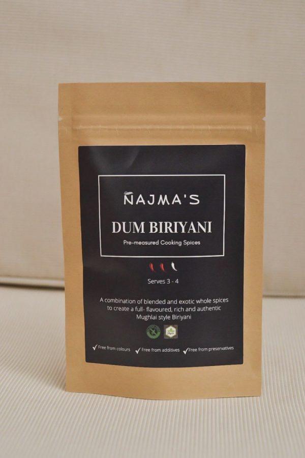 Najma's Dum Biriyani
