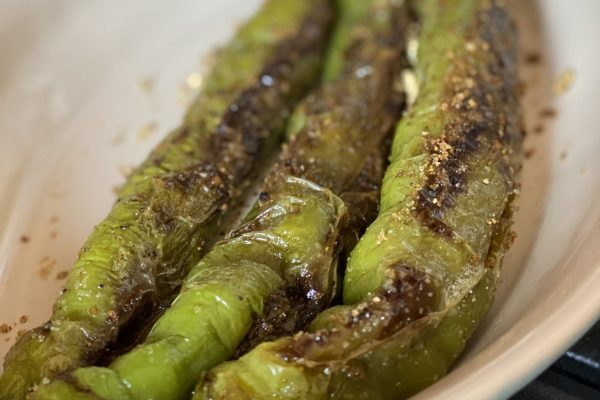 Stuffed Green Chillis