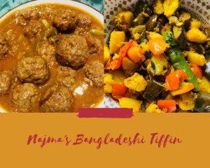 Week 1 Bangladeshi Tiffin