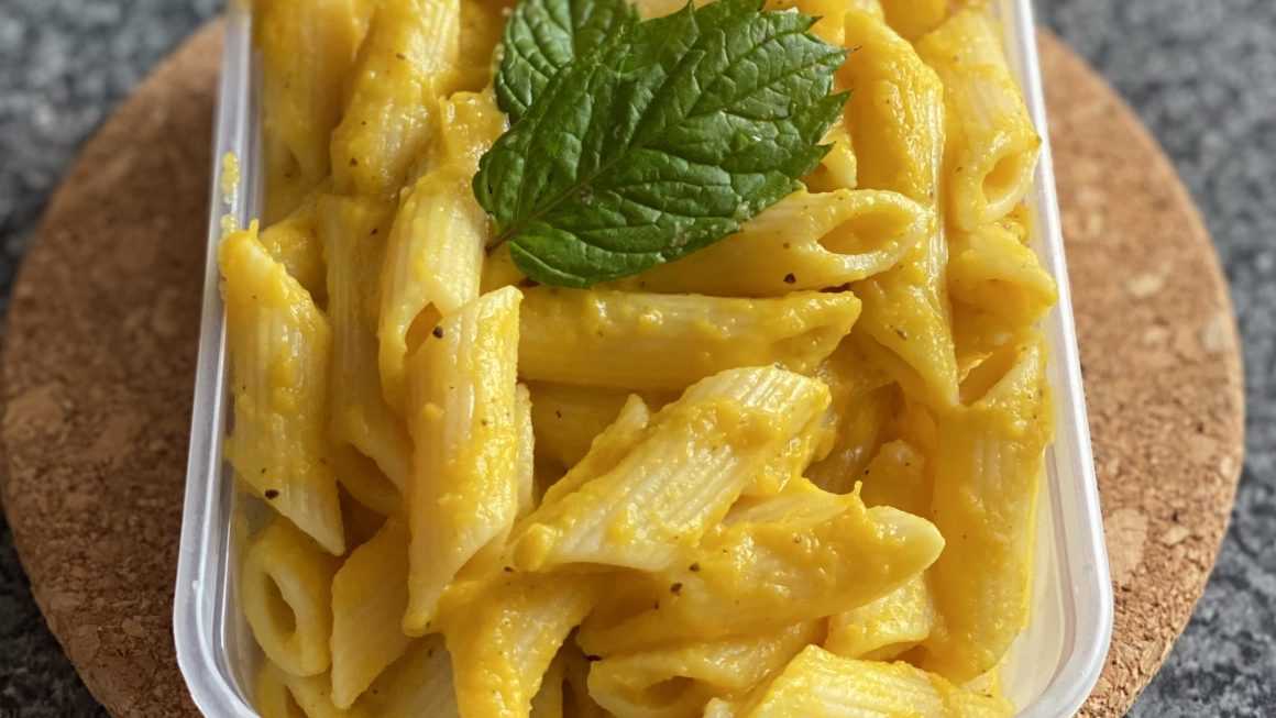 Carrot and Celery Pasta